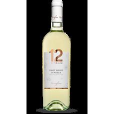 Varvaglione 12 e Mezzo Pinot Grigio Apergewijn 2020!